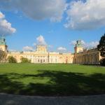 Warschau (PL) – Wilanów-Palast