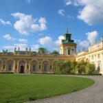 Warschau (PL) – der Wilanów-Palast