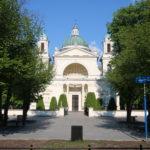 Warschau (PL) – St.-Anna-Kirche des Wilanów-Palasts
