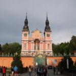 Święta Lipka (deutsch Heiligelinde) (PL) – Wallfahrtskirche  mit Kloster