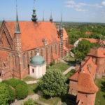Frombork (deutsch Frauenburg) (PL) – die Domburg
