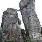 Horn-Bad Meinberg (D) – Externsteine im Teutoburger Wald