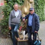 Stadthagen (D) – unser Schlagzeuger Johny
