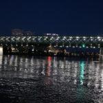 Bratislava (SK) – Brücke des Slowakischen Nationalaufstandes