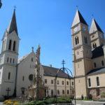 Veszprém Ungarn (HU) – die Kathedrale St. Michael