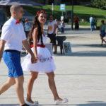 Balatonfüred (HU) – ein Brautpaar mal etwas anders