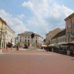 Szeged (HU) – in der Stadt