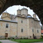 Serbien (RS) – das Wehrkloster Manasija