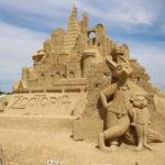 Burgas (BG) – Park mit Sandskulpturen