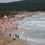 Burgas (BG) – Blick auf den Strand