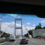 Istanbul (TR) – Brücke über den Bosporus