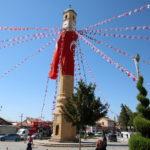 Corum (TR) – zentraler Platz der Stadt
