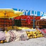 Auf der Weiterfahrt in den Süden der Türkei