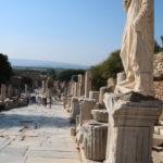 Ephesos (TR) – in der antiken, ehemals griechischen Stadt