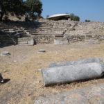 Troja (TR) – Ausgrabungsgebiet der antiken Stadt