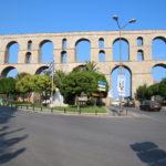 Kavala (GR) – zweistöckiges Aquädukt aus römischer Zeit