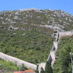 Ston (HR) – 5 km langen Befestigungsanlage