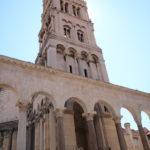 Split (HR) – Kathedrale von Split