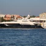 Zadar (HR) – schöne Yacht