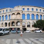 Pula (HR) – Amphitheater Pula
