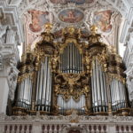 Passau (D) – im Passauer Dom St. Stephan