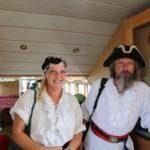 Prien am Chiemsee (D) – Piraten auf der Herreninsel