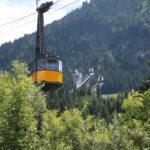 Oberstdorf  (D) – Seilbahn zum Nebelhorn