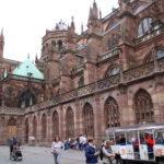 Straßburg im Elsass (F) – Cathédrale Notre-Dame (Straßburger Münster)