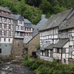 Monschau an der Rur (D) – die Fachwerkstadt