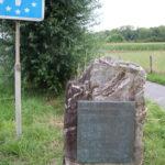 Selfkant (D) – der westlichste Ort Deutschlands – Grenzstein