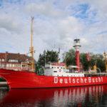 "Emden (D) – Museums-Feuerschiff ""Amrumbank/Deutsche Bucht"
