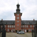 Husum (D) – das Schloss vor Husum