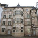 Schleswig (D) – Schloss Gottorf im Innenhof