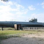Ostseebad Laboe (D) – U-Boot beim Marine-Ehrenmal