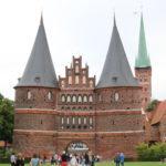 Lübeck (D) – das Holstentor