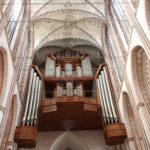 Lübeck (D) – in der Kirche St. Marien