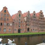 Lübeck (D) – Blick von der Petrikirche