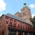 Stralsund (D) – die Nikolaikirche