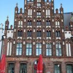 Stralsund (D) – auf dem Alten Markt
