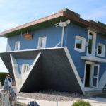 Trassenheide Usedom (D) – Die Welt steht Kopf