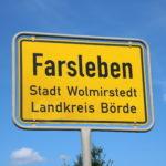 Farsleben (D) – wieder zu Hause angekommen