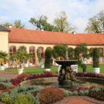 Weimar (D) – Schlosspark Belvedere mit Orangerie