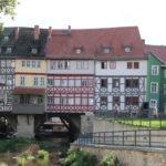 Erfurt (D) – die Krämerbrücke
