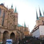 Erfurt (D) – der Erfurter Dom