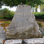 Niederdorla (D) – Mittelpunkt Deutschlands