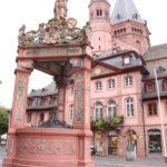 Mainz (D) – Mainzer Altstadt