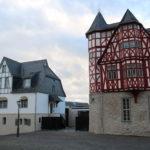 Limburg an der Lahn (D) – Bischofssitzes beim Limburger Dom