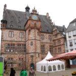Marburg (D) – das Rathaus