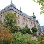 Marburg (D) – das Marburger Schloss