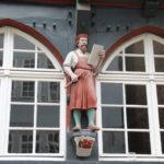 Marburg (D) – in der Oberstadt